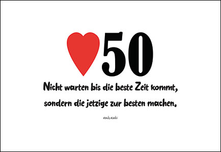 Geburtstagsgedichte Zum 50 Geburtstag Kurze Gedichte Spruche